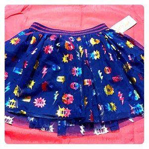 New Cool girls skirt